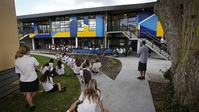 Whangarei Girls' High School new classroom block officially opened